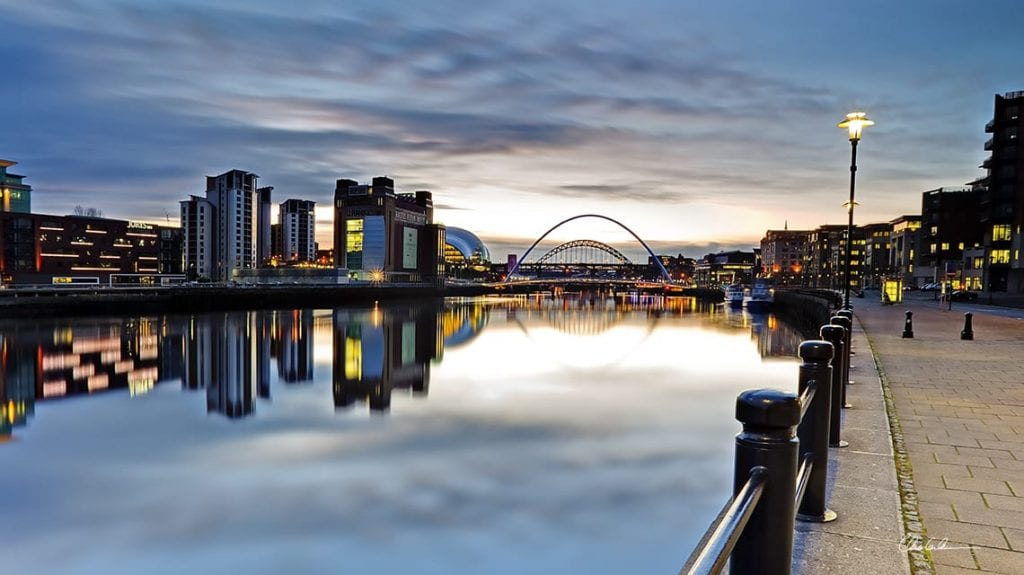 Start a small business in the north east uK