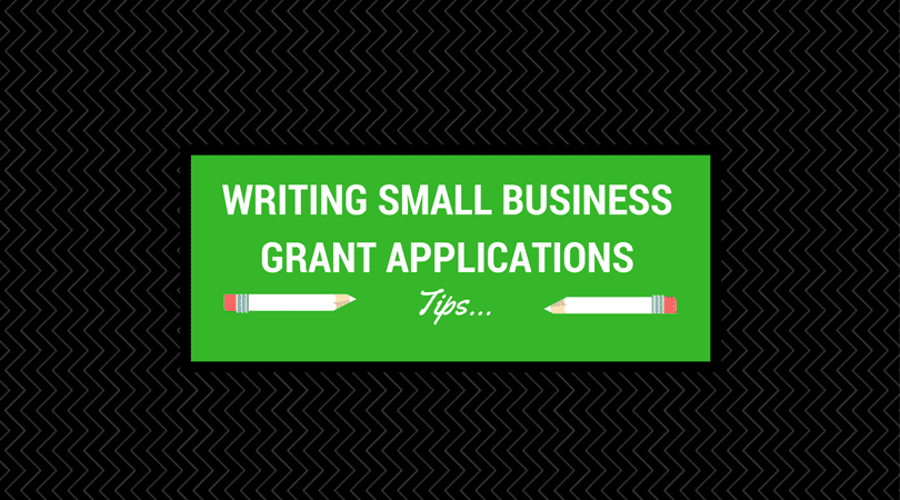 Small Business Grants Application