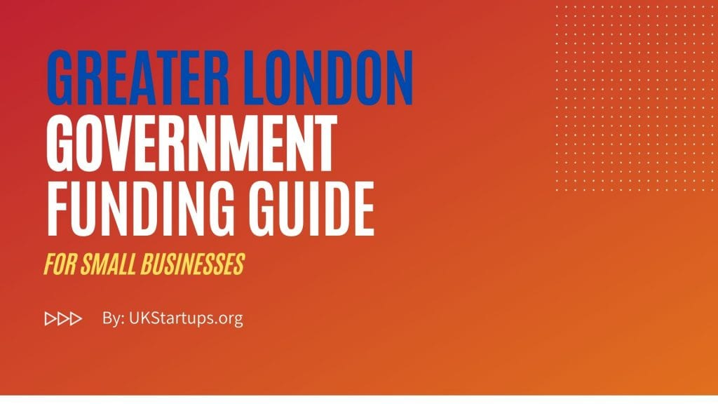 Greater London funding